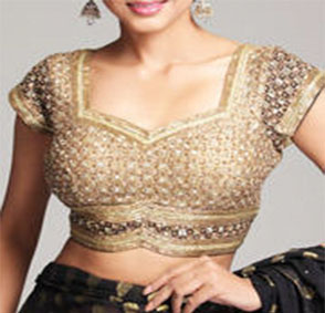 Normal Blouse With Lining