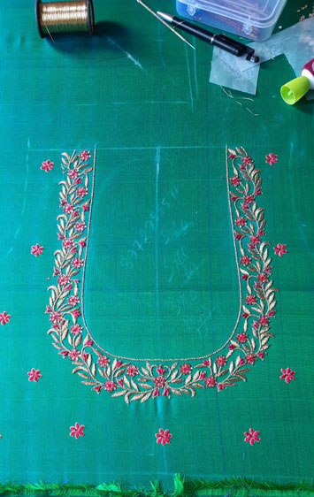 Embroidery 107