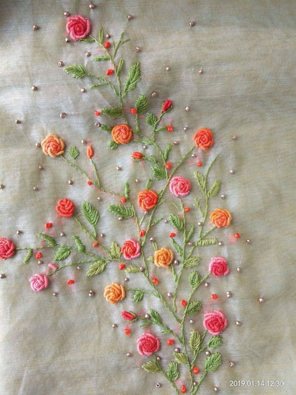 Embroidery 121