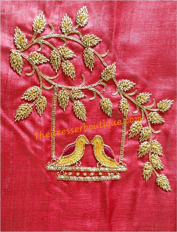 Embroidery 124