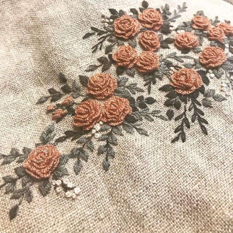 Embroidery 126