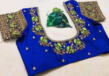 Embroidery 202