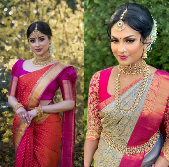Latest Silk Saree Blouse Designs To Try In 2021